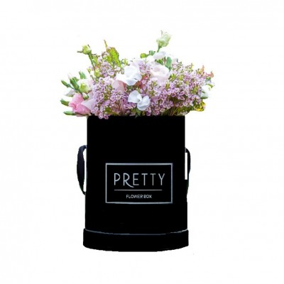 THE PRETTY BLACK BOX STOR – GARDEN STYLE